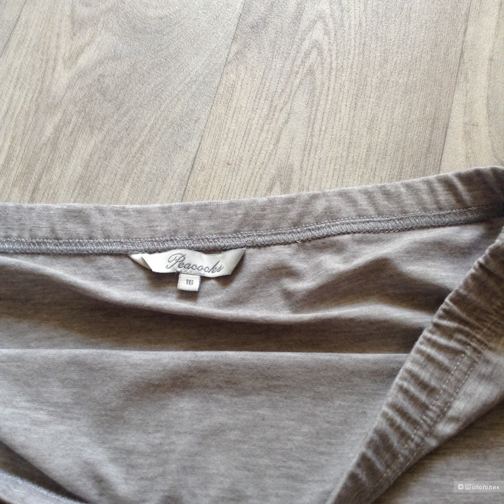 Комплект футболка Befree, размер L, юбка Peacocks, размер 48-50