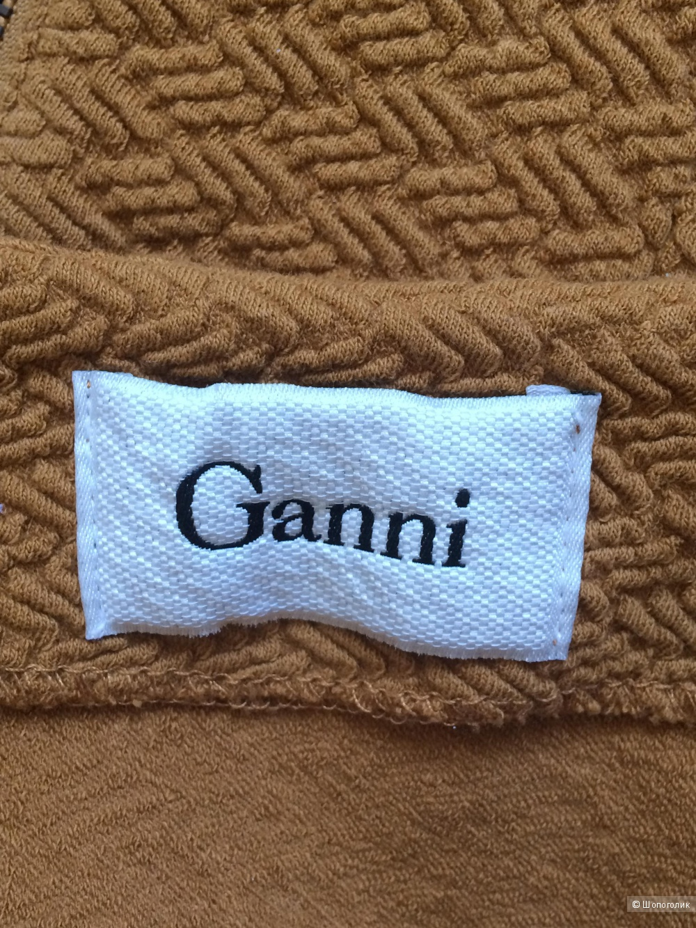 Платье GANNI, р-р S