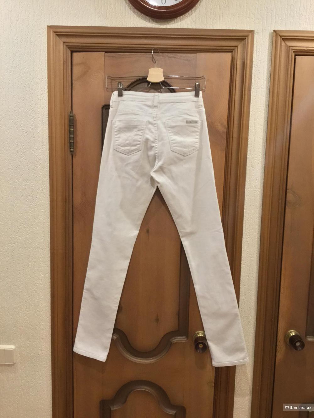 Двусторонние джинсы Calvin Klein, р. 27