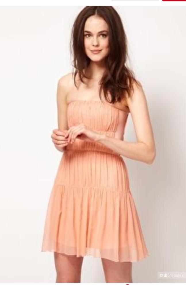 Платье Kookai, размер S ЧЕРНОЕ