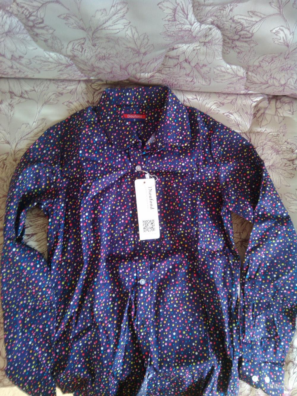 Рубашка Dioufond 44 размер