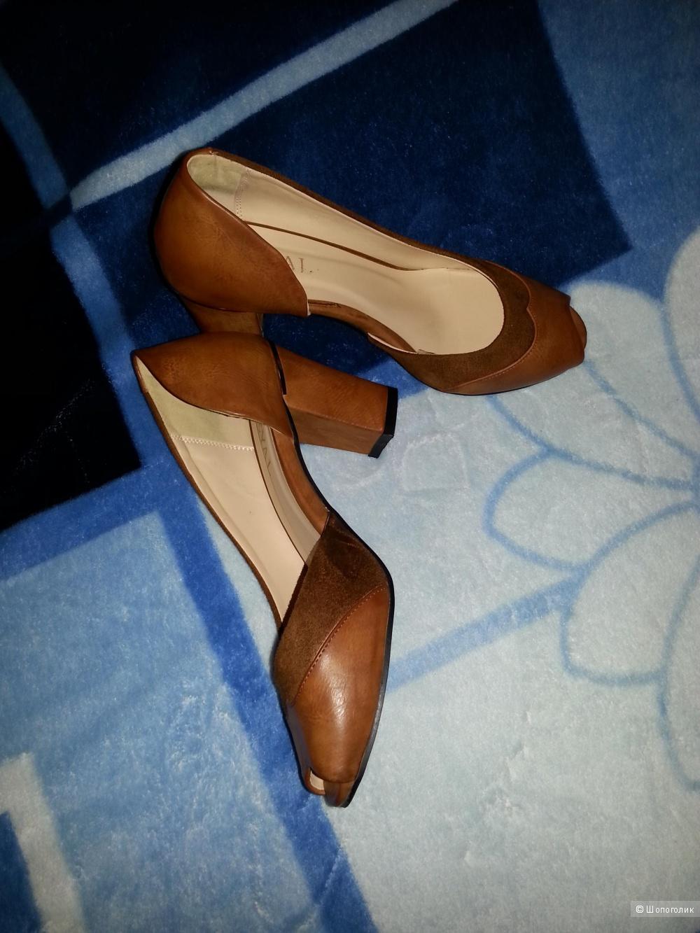 Туфли IDEYAL  39-40 размер
