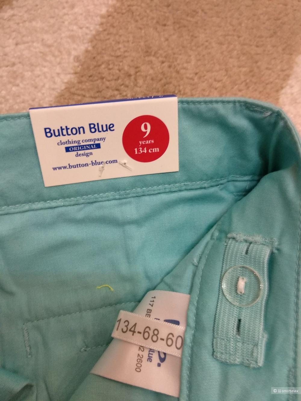 Шорты для девочек Button Blue, 134 р