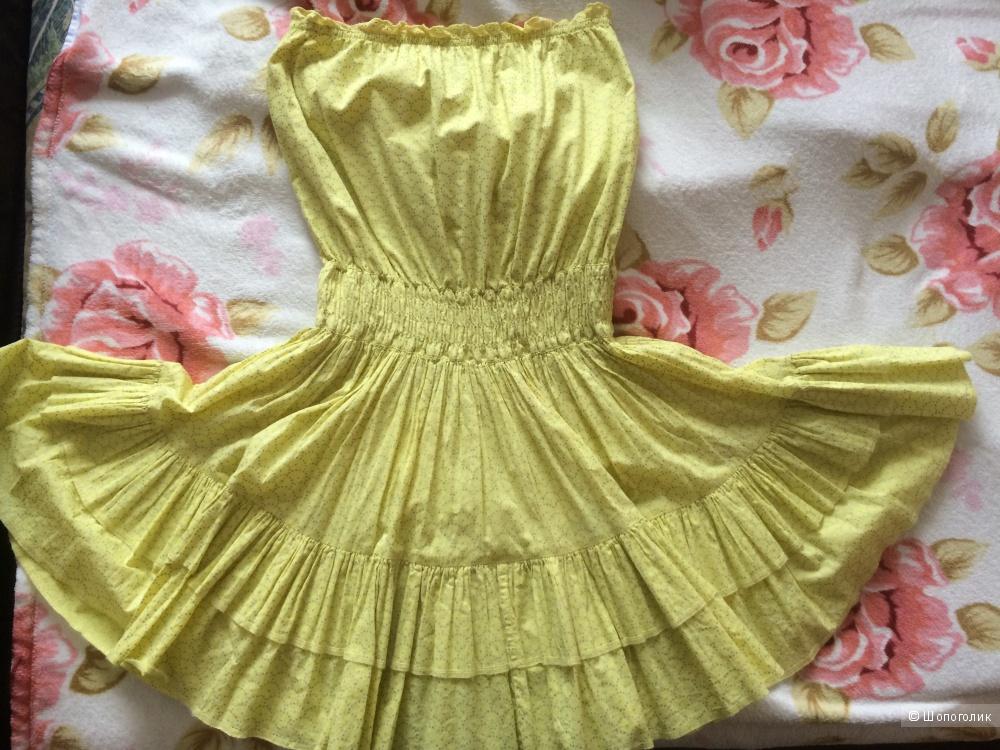 Летнее платье Victoria`s secret размер М
