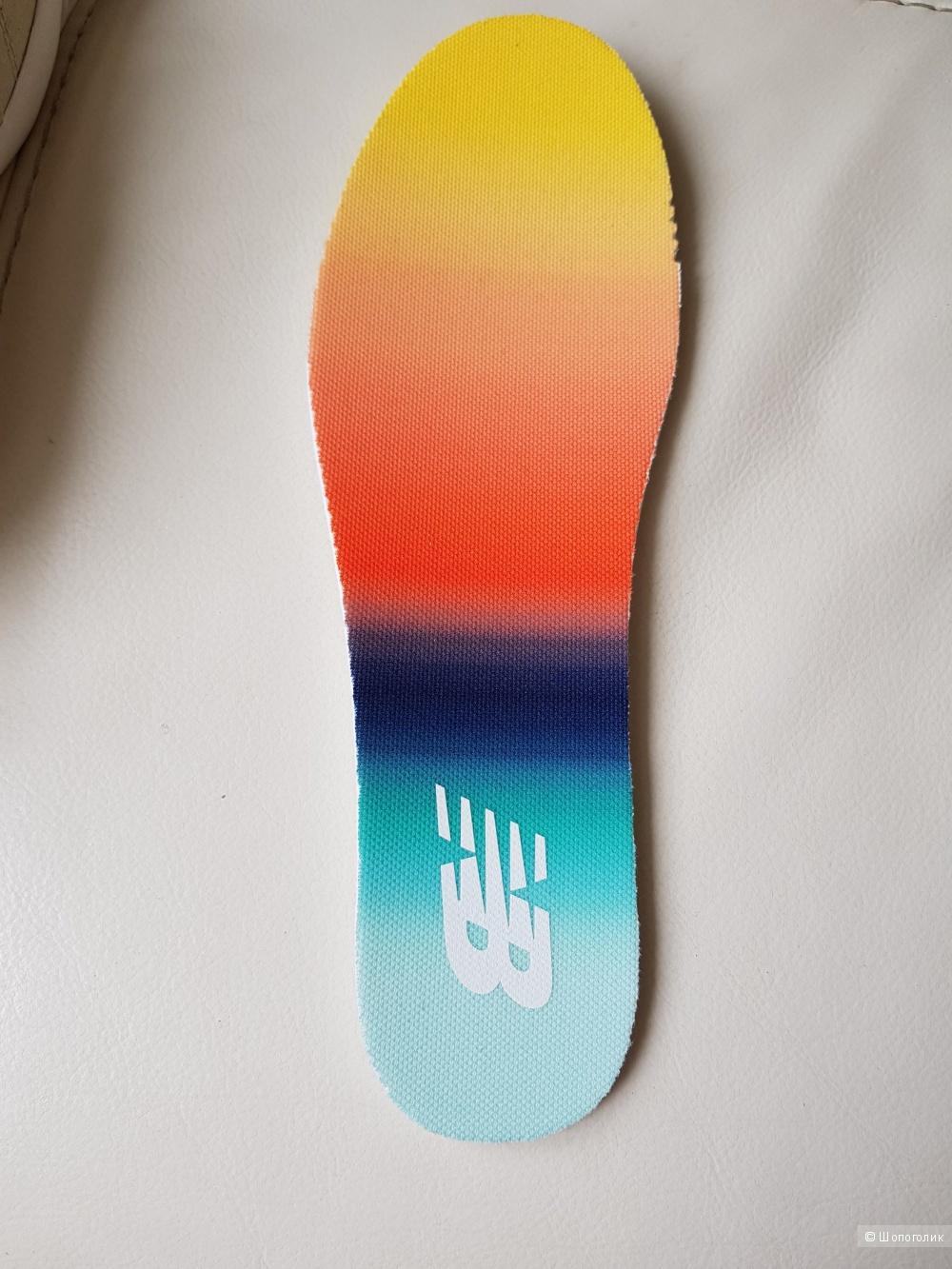 Кеды New Balance. Размер 9.5 us