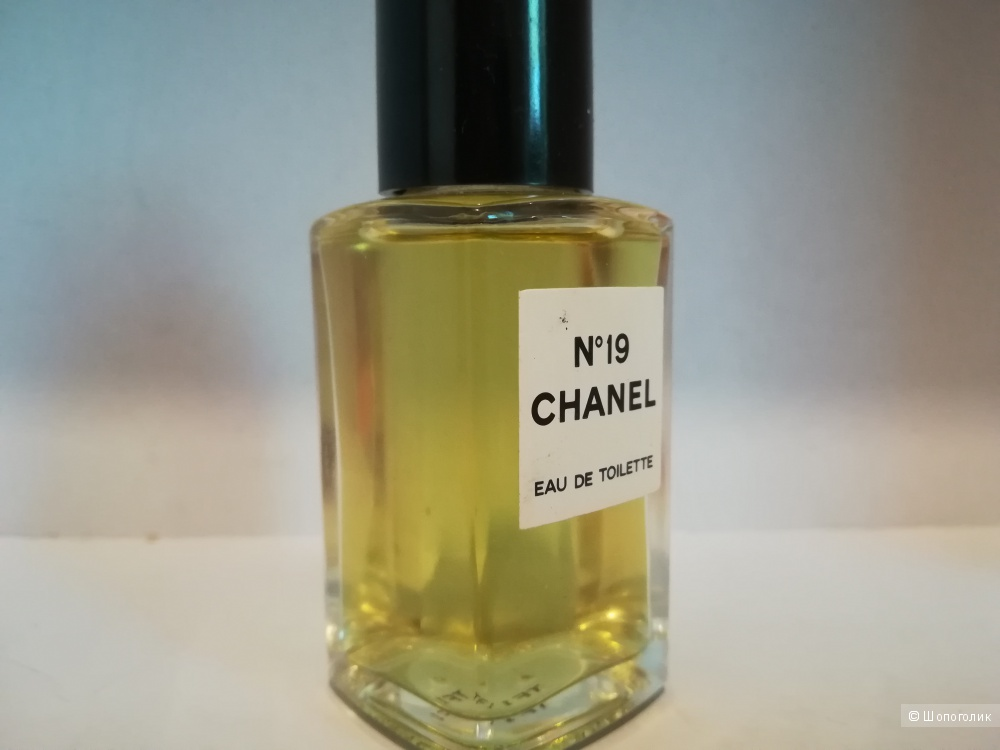 Полнообъемный флакон - Chanel N°19 Chanel 30 мл. винтаж.