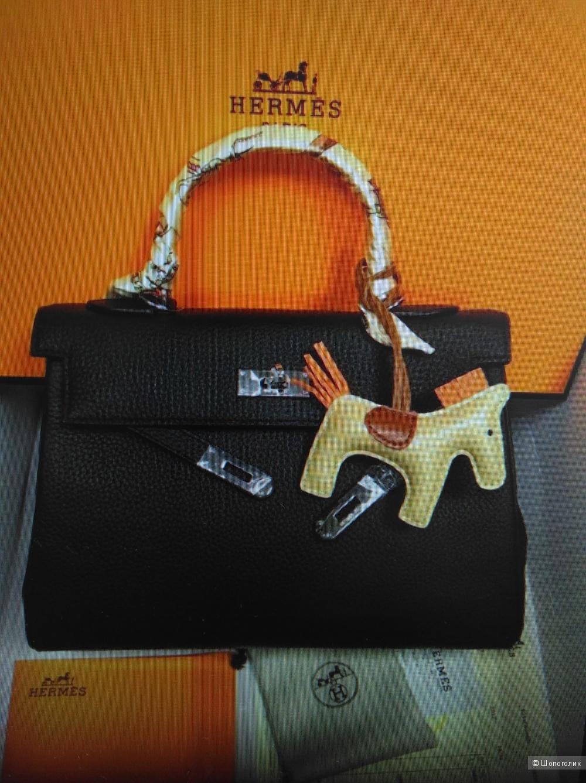 Шарм/брелок на сумку, реплика Hermes