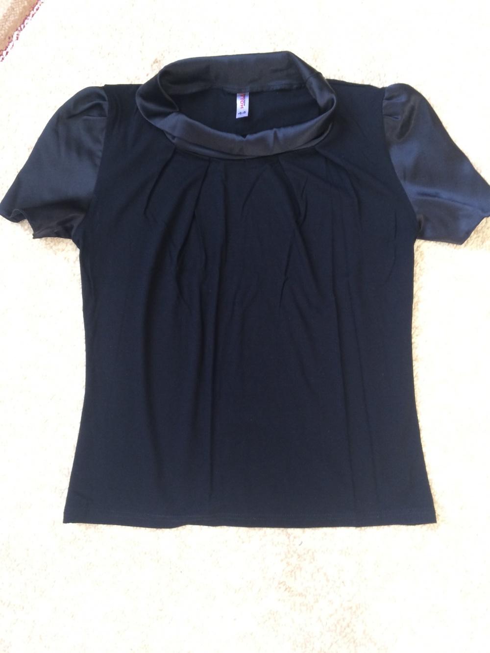 Блуза COTTON, размер 44