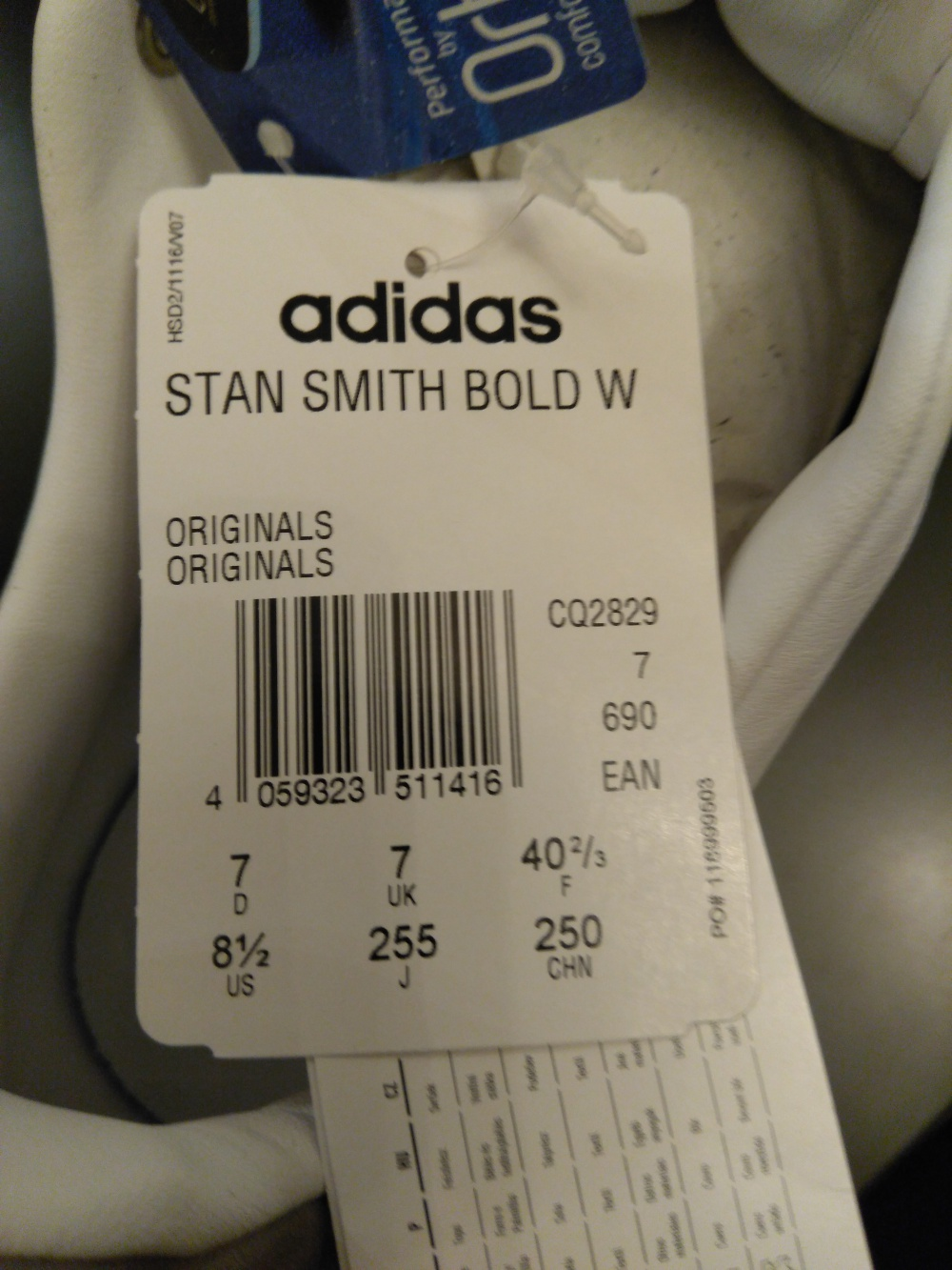 Adidas Stan Smith 40 2/3 (EU)