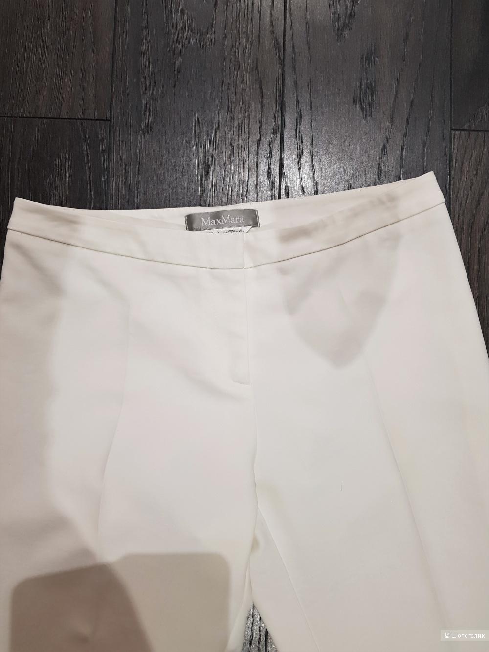 Max Mara брюки укороченные 44-46