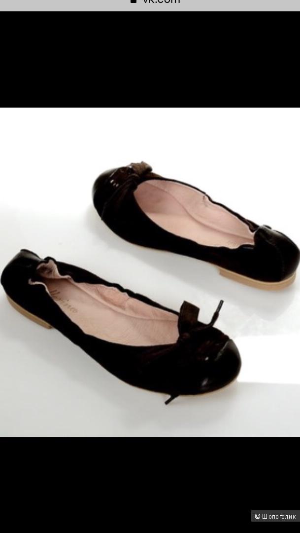 Балетки Ballerina размер 38
