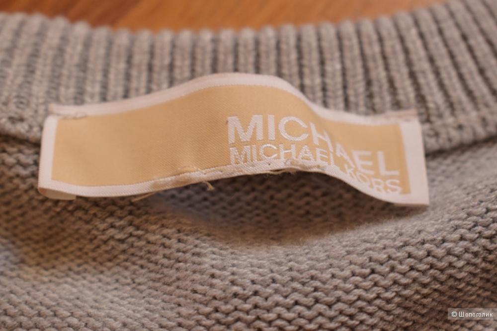 Вязаный свитер Michael kors размер L
