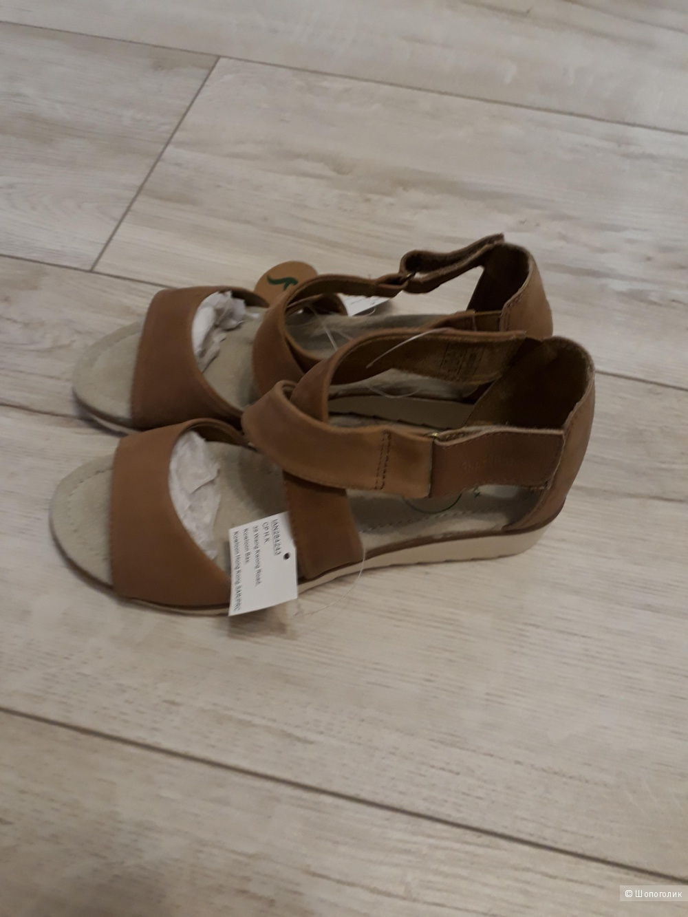 Сандалии Footflexx, 36 размер