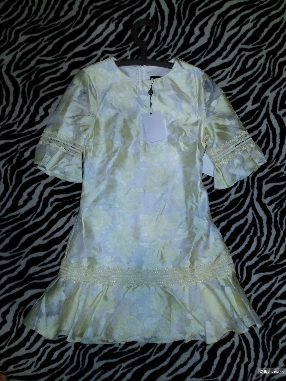 Платье от Asos Little Mistress Petite размер 8UK , 42/44