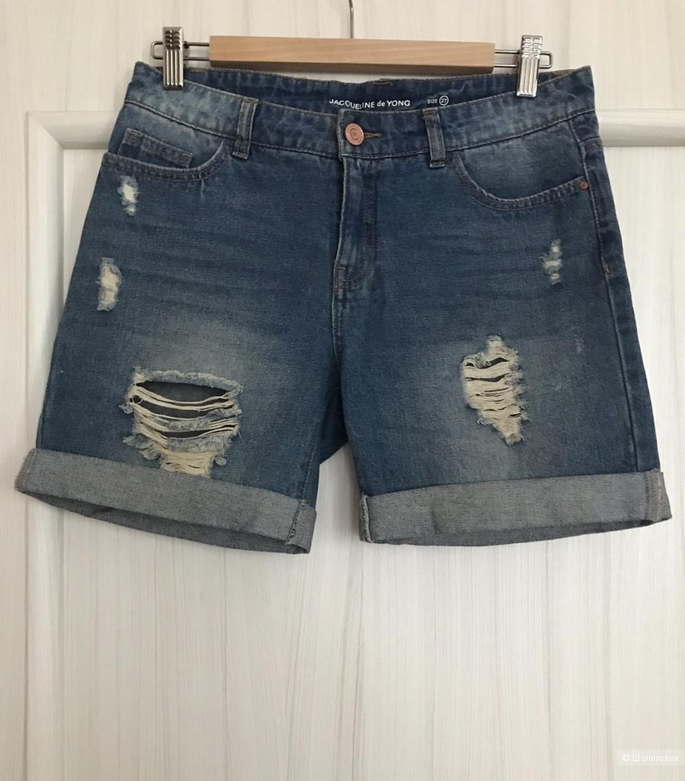 Шорты джинсовые Jacqueline de Yong 27 р-р