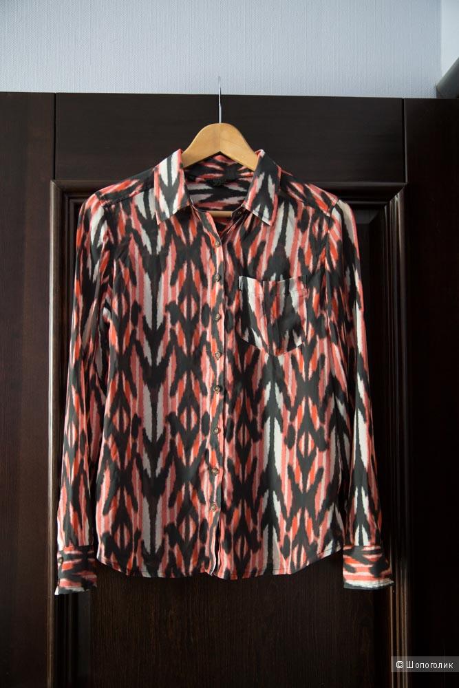 Блузка рубашка GUESS размер S M