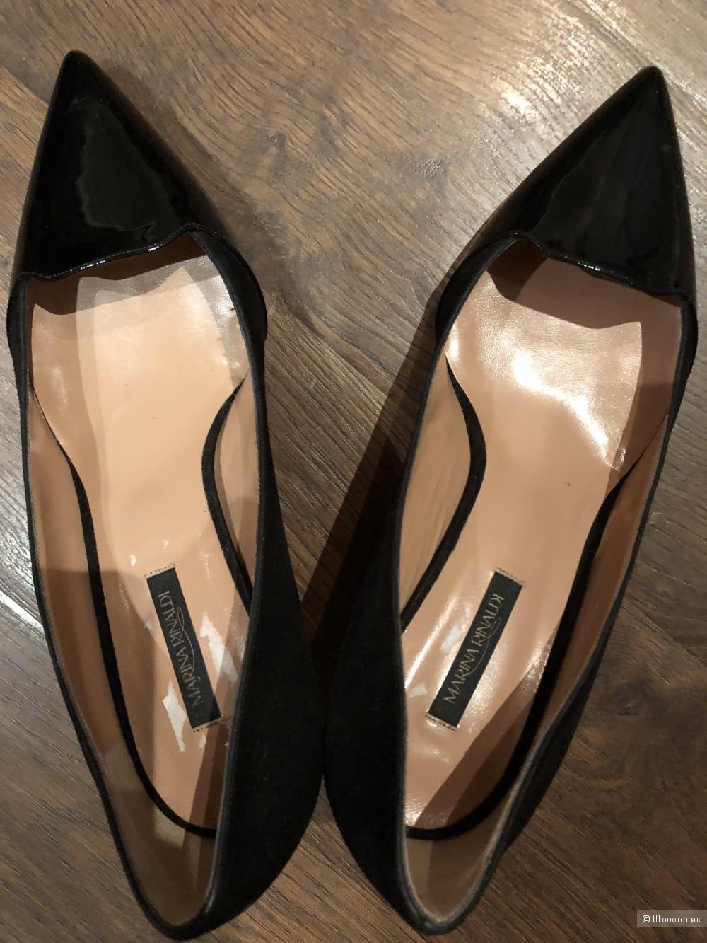 Туфли-лодочки от Марина Ринальди, р.40