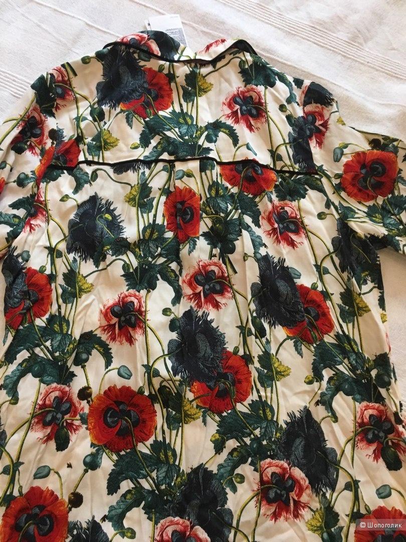 Рубашка HM евро 34