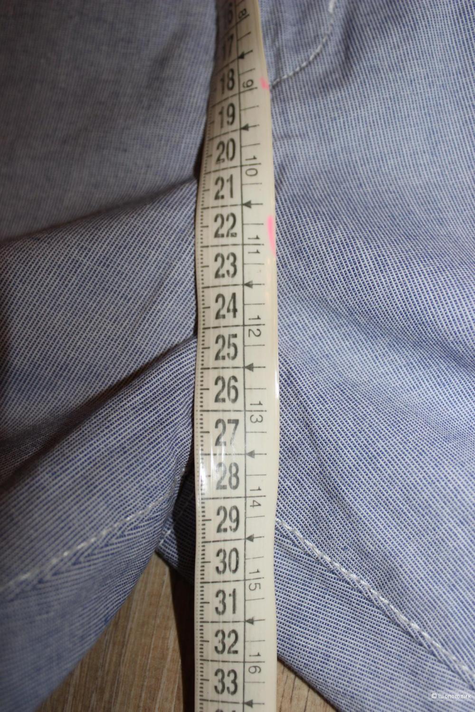 Брюки-чинос h&m, размер 46+