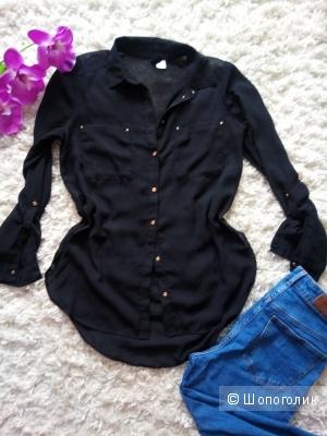 Блузка DIVIDED H&M, размер S, M.