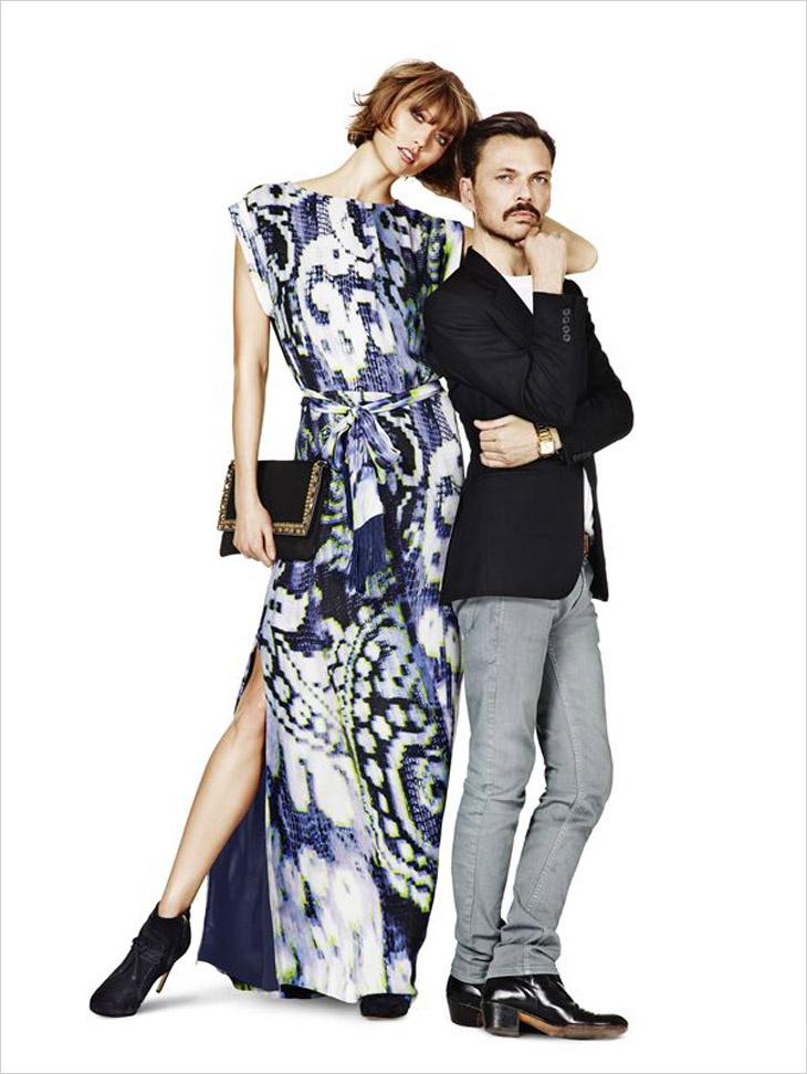 Платье Matthew Williamson for Lindex, 36 размер