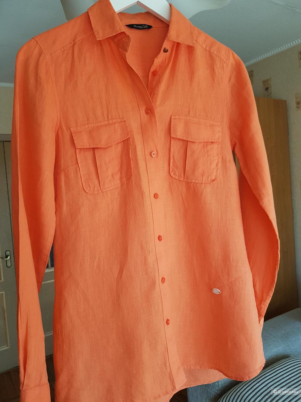 Рубашка Massimo Dutti, 38 размер