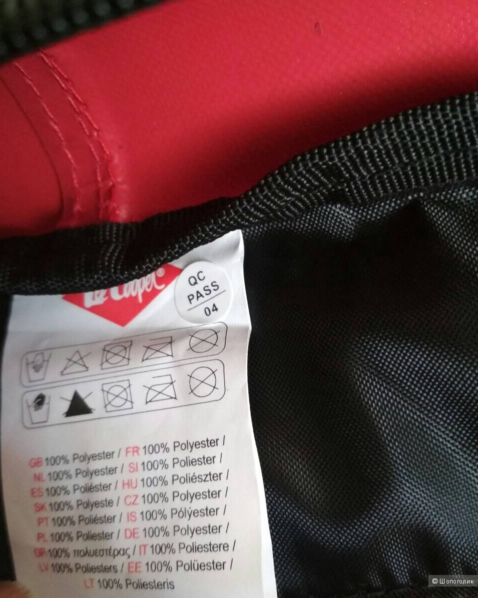 Рюкзак Lee Cooper, one size