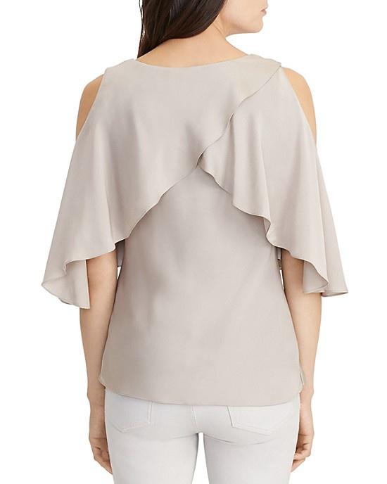 Шелковая блуза Ralph Lauren, размер S (рос 44-46)