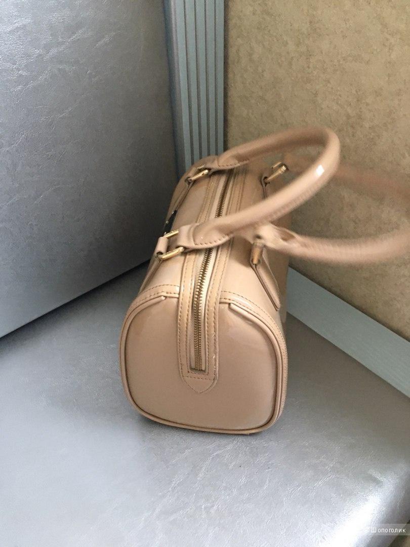 Лакированная сумка Pauls Boutique