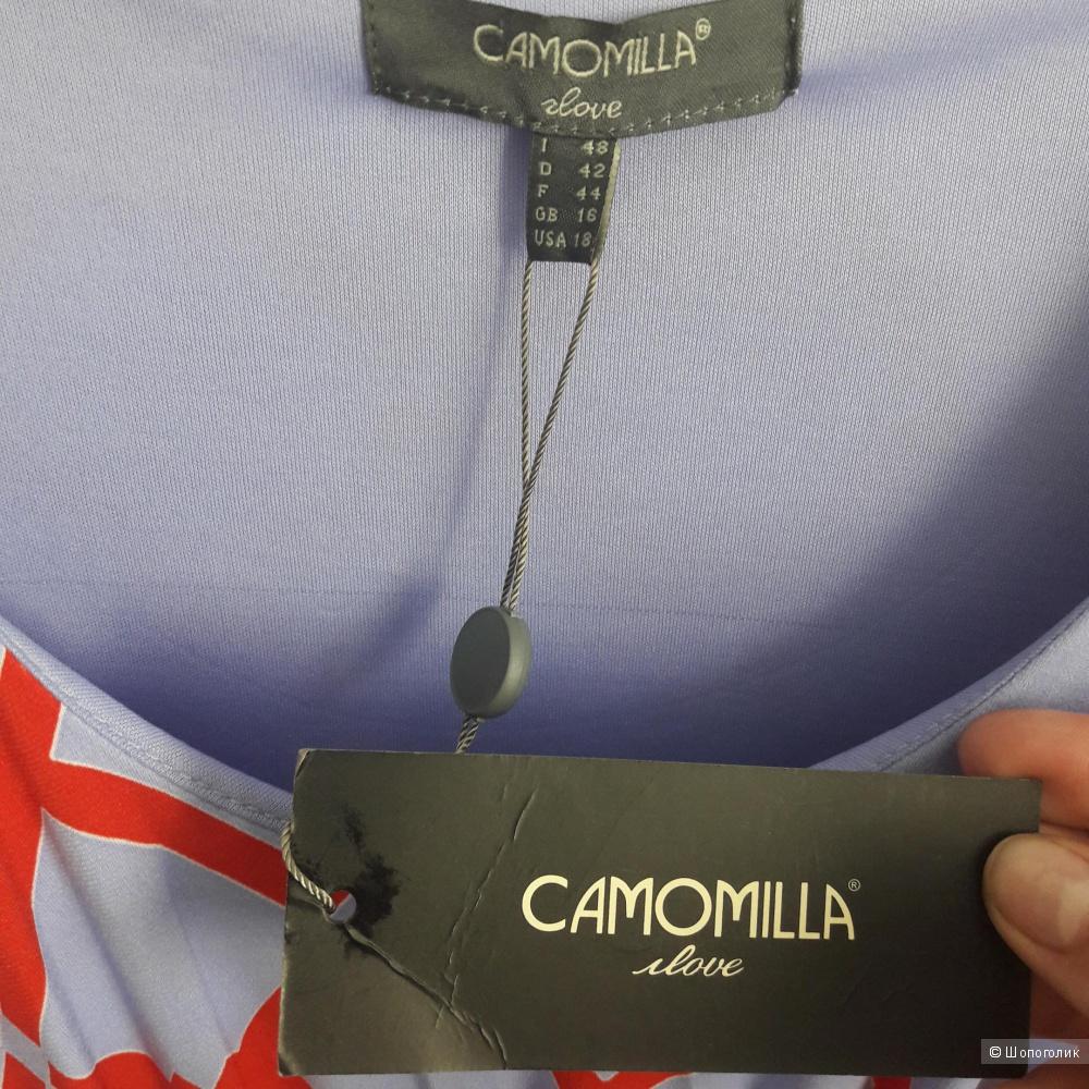 Платье Camomilla 48 итальянского размера