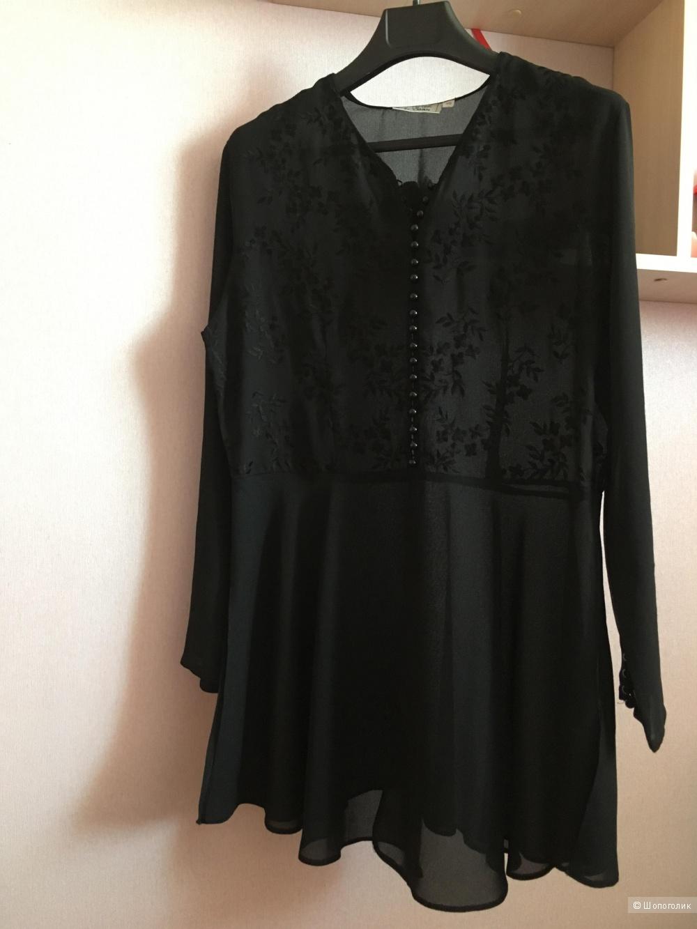 Блузка туника Styled by Yorn, 46-48 размер