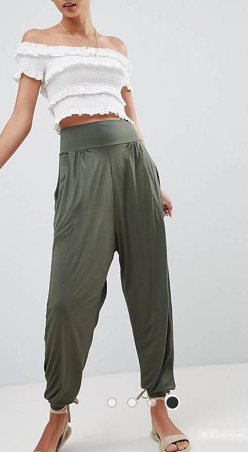 Asos: брюки-шаровары, 50
