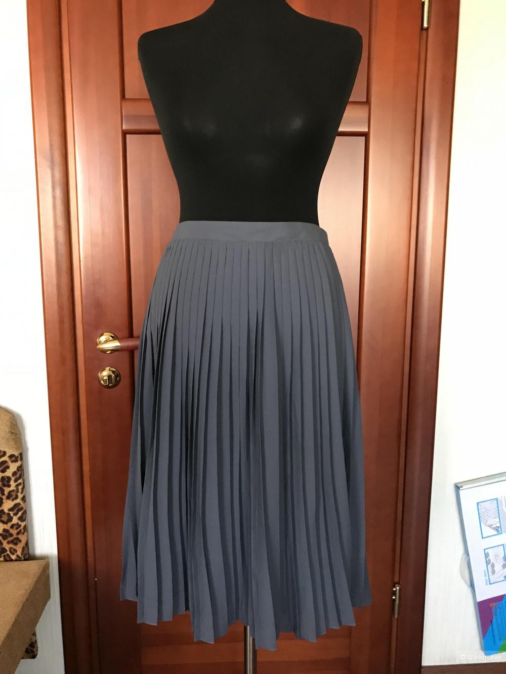 Плиссированная юбка F&F, eur 42
