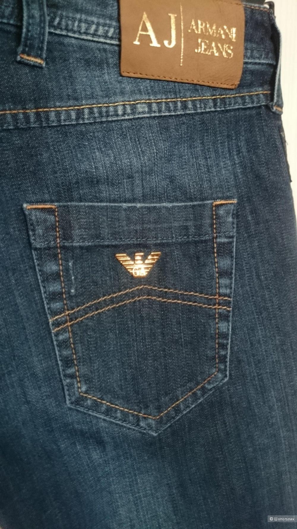 Джинсы Armani Jeans,  размер 27