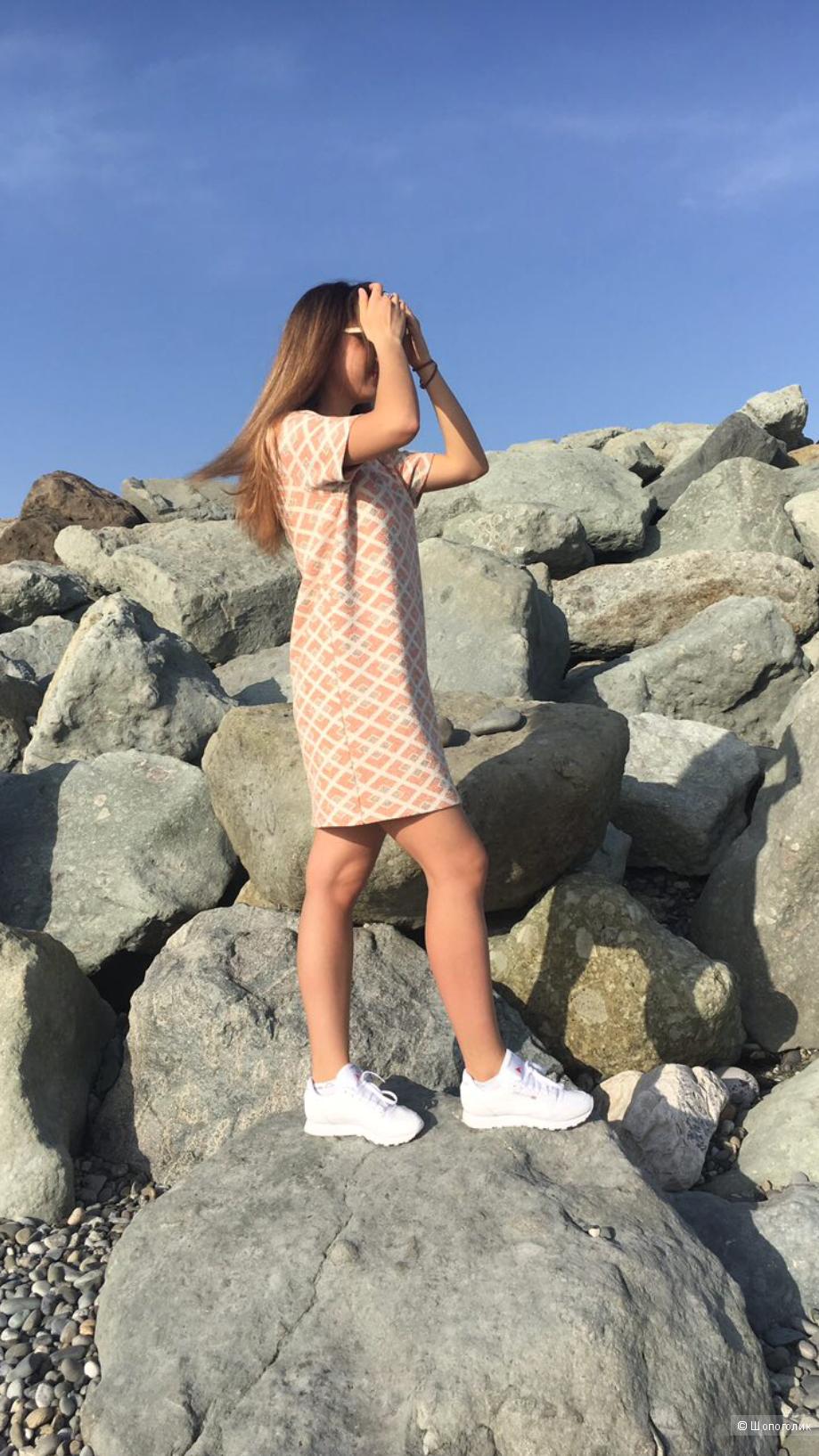 Оверсайз платье ZARA, размер L