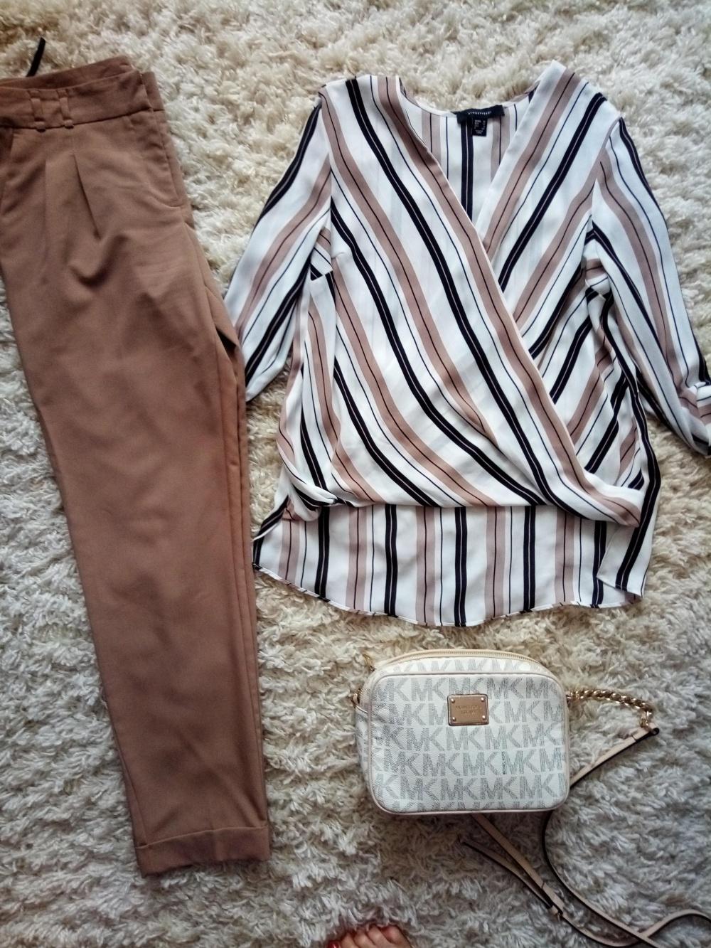 Сет из брюк  Dunnes и блузки Atmosphere, размер 44-46