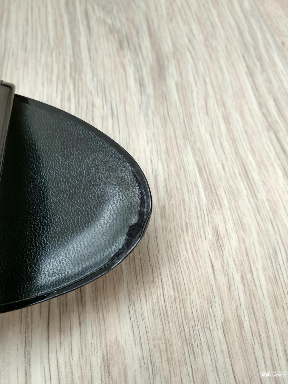 Шлепки на каблуке Guess, 36р