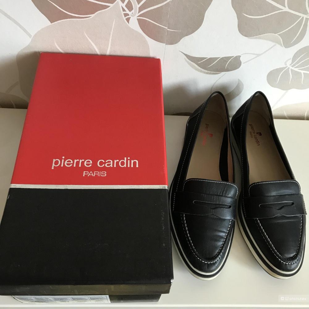 Лоферы Pierre Cardin кожа 38 размер