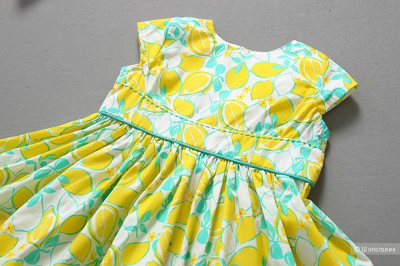 Платье No Name,рост 80-86-92 см (1-2.5 года)