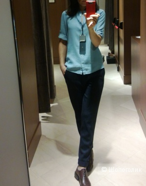 Рубашка Massimo Dutti, размер 34