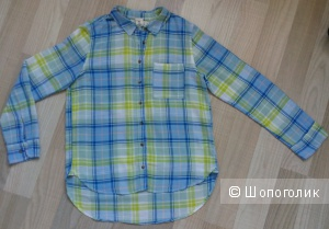 Рубашка h&m размер 42-44
