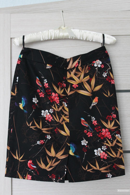 Комплект: майка Mango, юбка Остин, размер XS