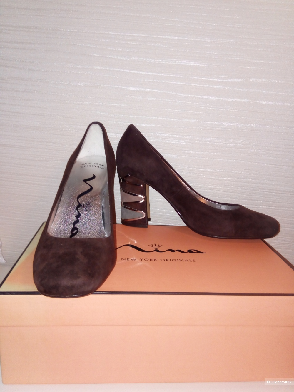 Туфли Nina New York, размер 36