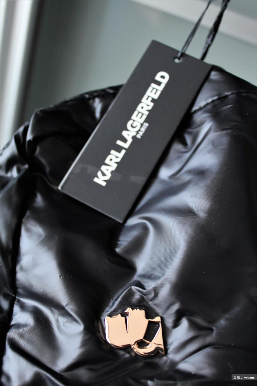 Пуховик Karl Lagerfeld размер L