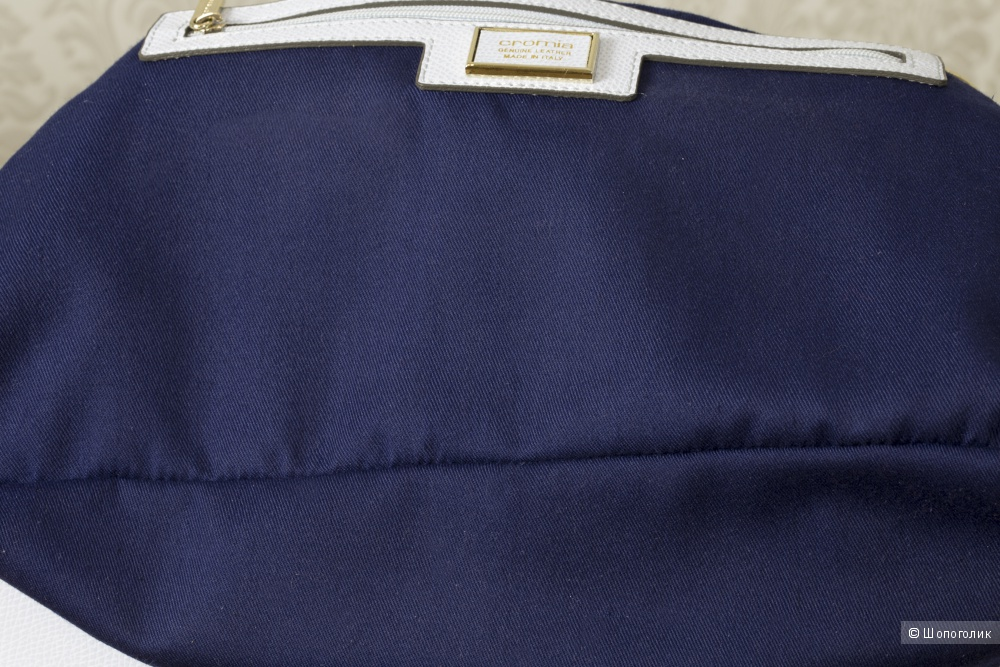 Cromia Pietra - сумка-саквояж женская, medium.
