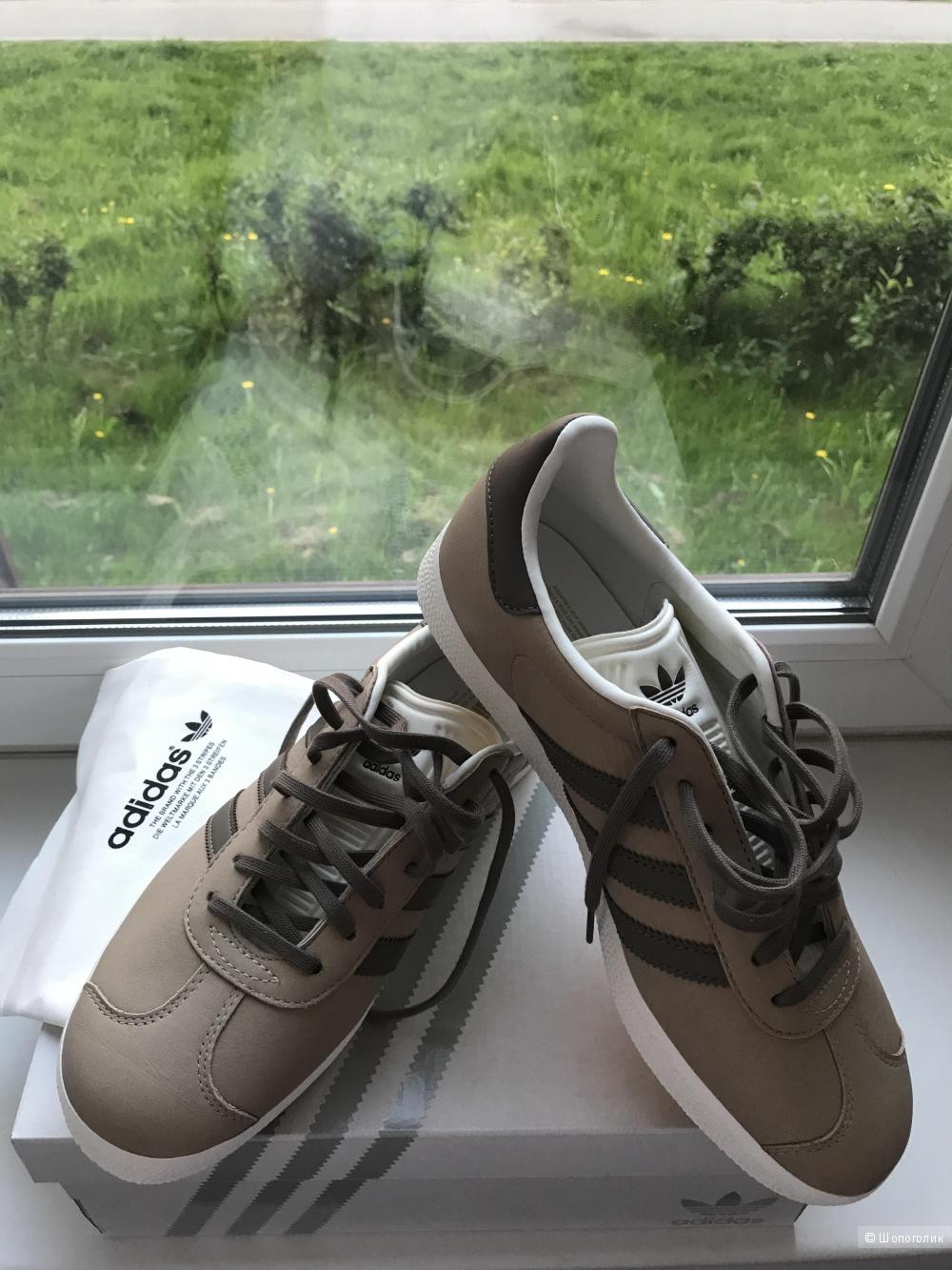 Кеды Adidas Gazelle, размер 40,5