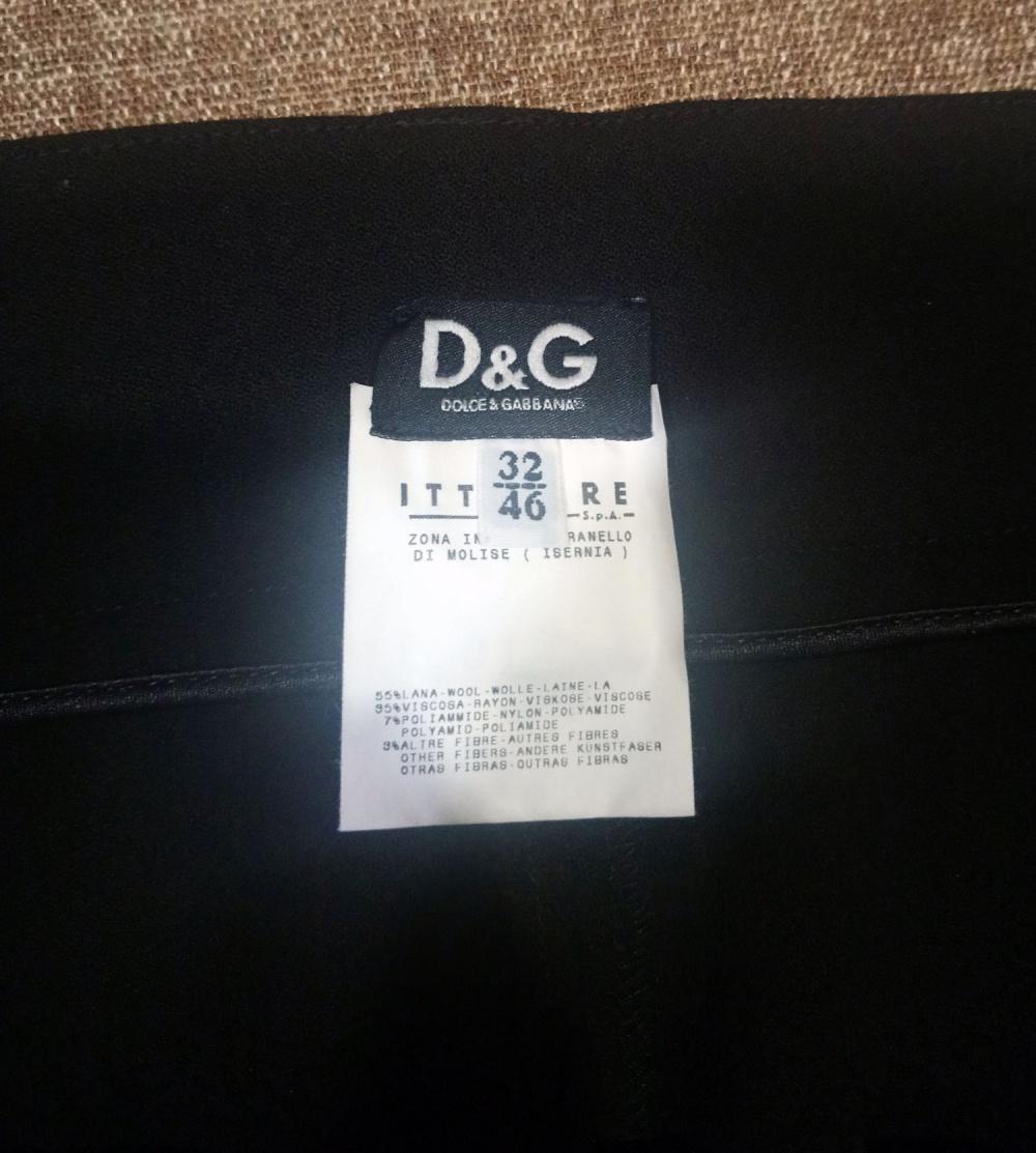 Брюки Dolce & Gabbana, 32/46