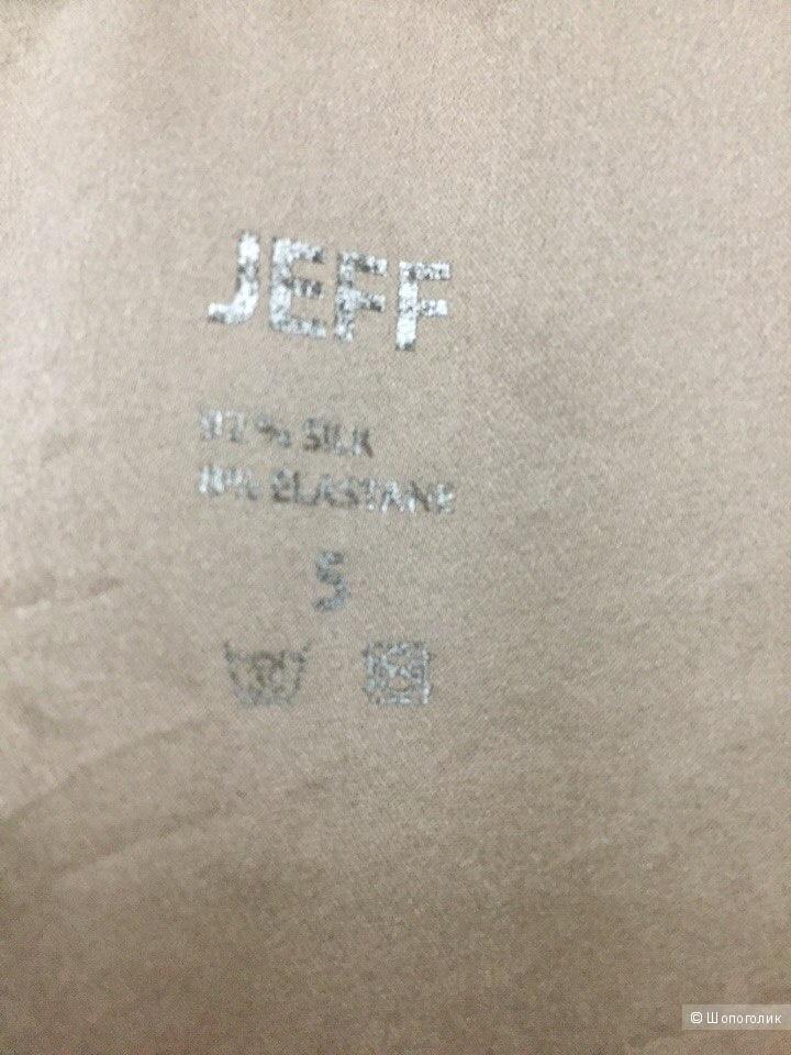 Шелковый топ Jeff 48 рос