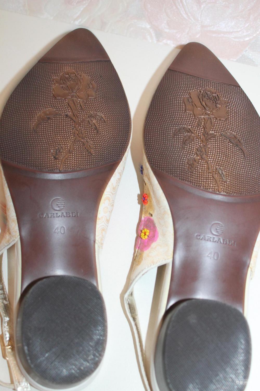 Босоножки Carlabei, размер 40 на 39
