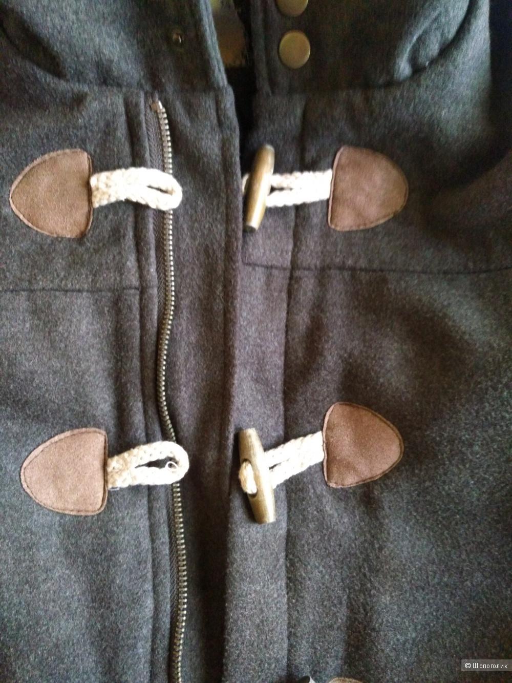 Пальто Kihawo для мальчика рост 122-128